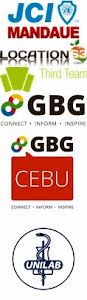 Cebuanas on the Web Meet Up Sponsors