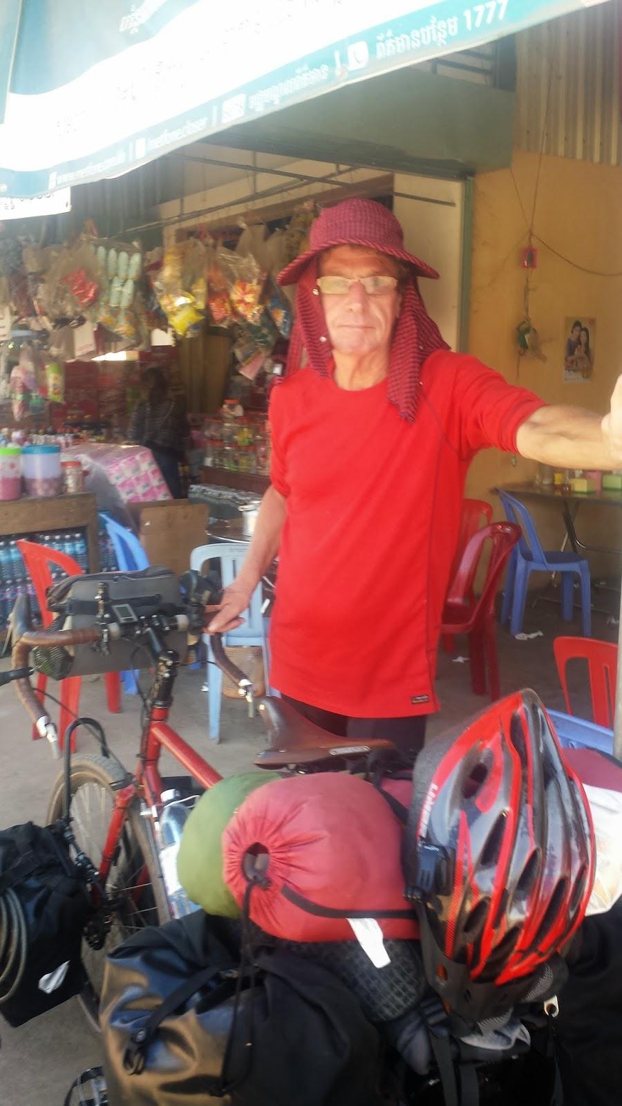 Biking With Jan From Takaka Nz Tosterdam Nl Happy