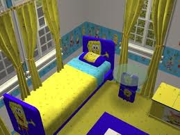 Spongebob Bedroom For Kids