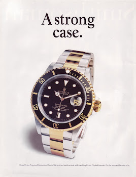 ROLEX Ads