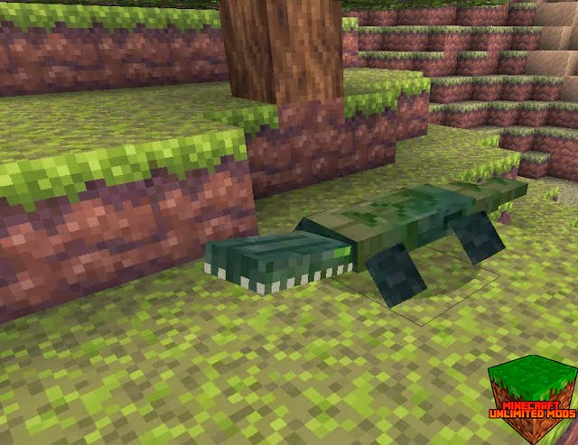 Reptile Mod cocodrilo
