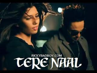 Tere Naal Lyrics -  Zohaib Amjad