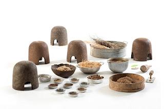 Muebles de Tierra y Residuos Organicos, Muebles BIO Ecoresponsables