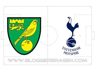 Prediksi Pertandingan Norwich City vs Tottenham