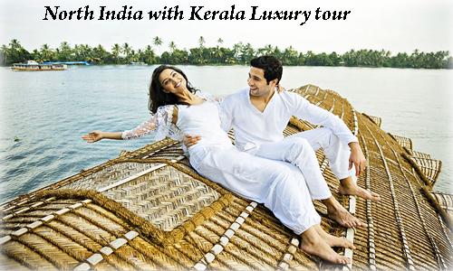 India Tour - North India with Kerala Luxury tour