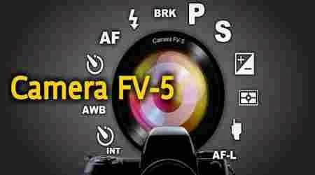 [APP] CAMERA FV-5 V2.37 CRACKED CAMERA APP