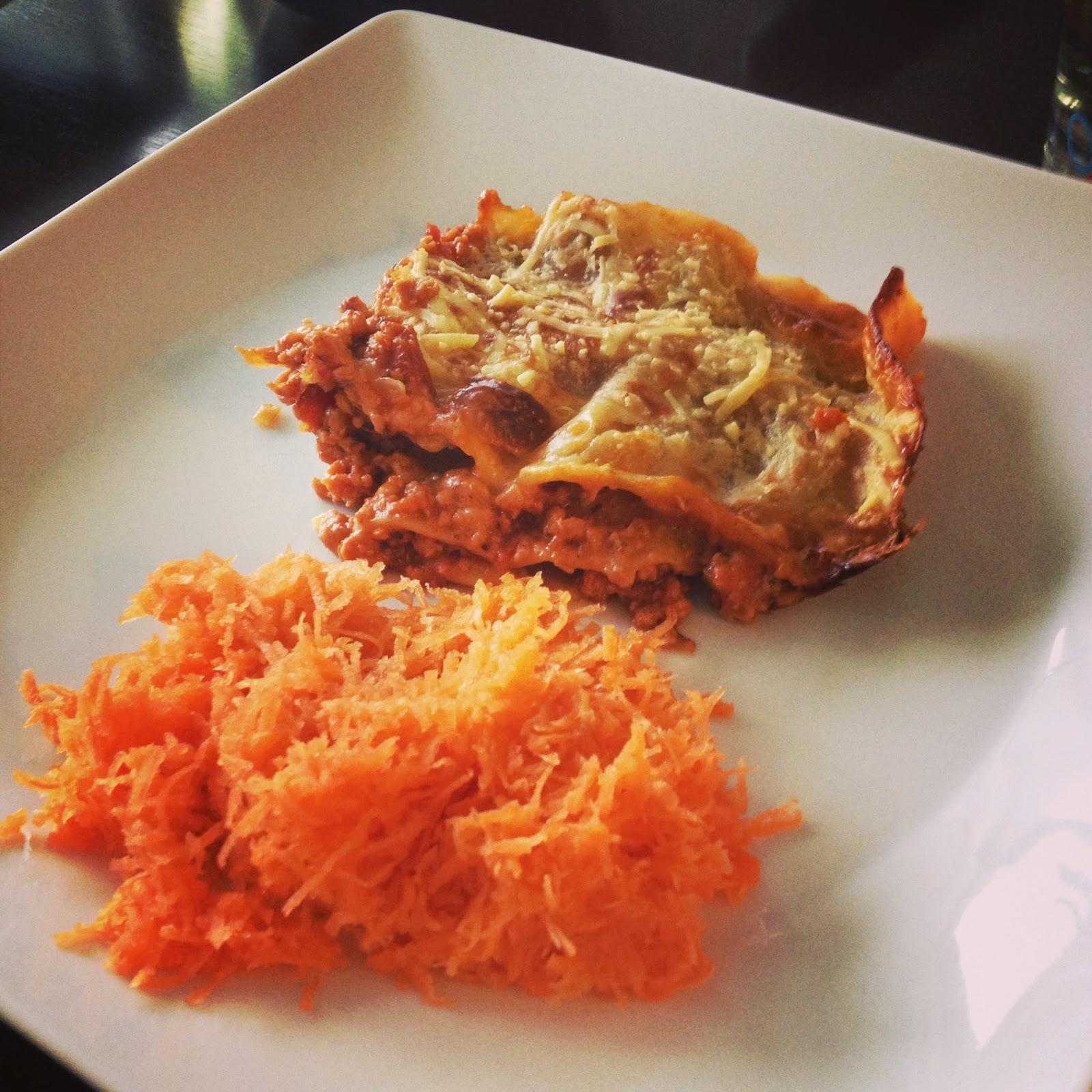 vegansk lasagne recept