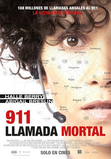 911: LLAMADA MORTAL [THE CALL] (2013) 1080P HD MKV ESPAÑOL LATINO