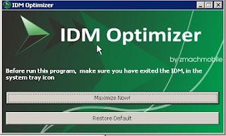 Trick Memaksimalkan Download IDM
