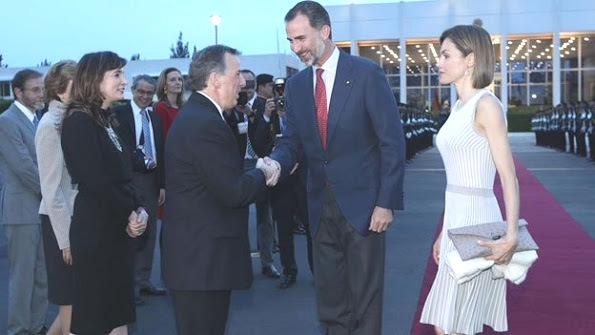 King Felipe And Queen Letizia Visit Mexico