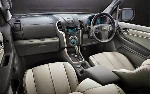 2015 Chevrolet Trailblazer Release Date