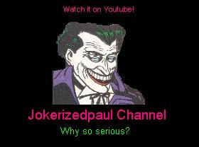 Jokerizedpaul Channel