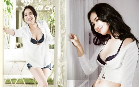 park min young sexy lingerie photo 05