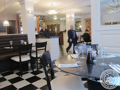Image of Dining room of Seashell on Lisson Grove in London, England