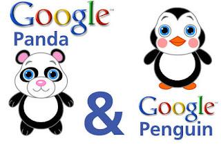 apa yang dimaksud google panda penguin