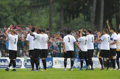 Highlights Inter - Mezzocorona 6-1 Video Gol Amichevole