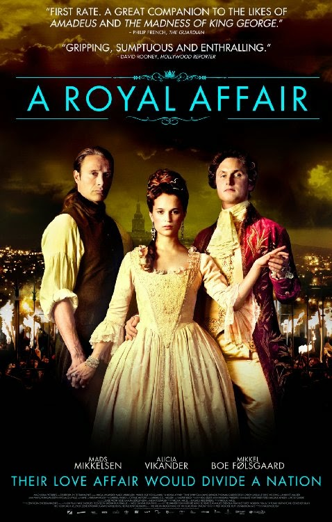 Ver A Royal Affair (Un asunto real) (2012) Online