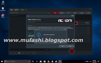 mirillis action download free