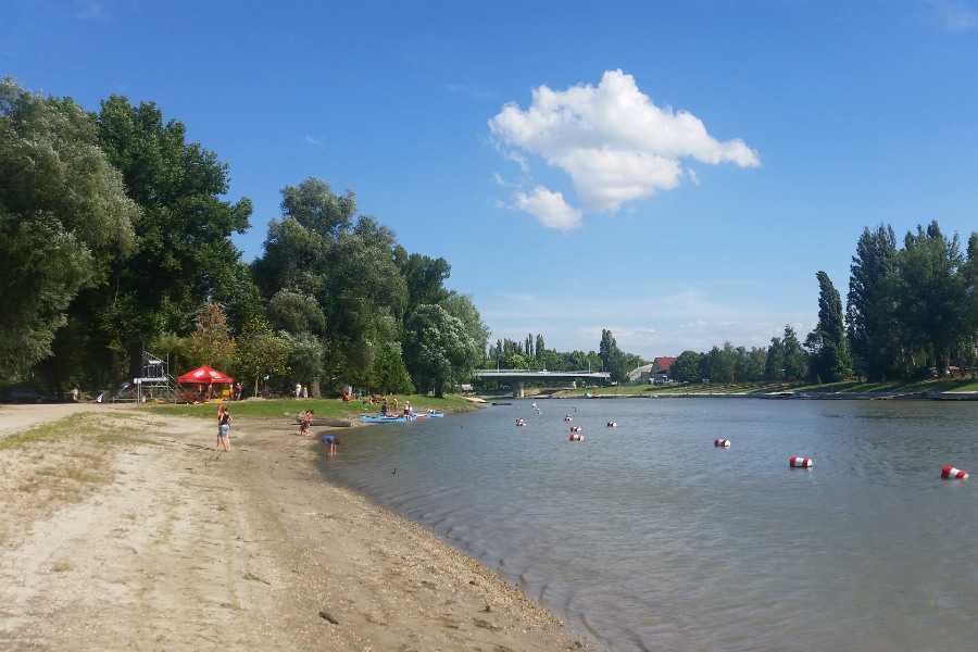 Győr - Aranypart I.