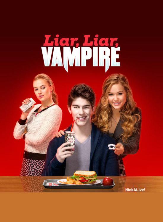 Um Vampiro Mentiroso – Dublado (2015)