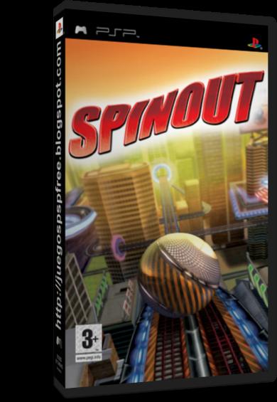 Spinout Idioma Ingles – Versión Full Spinout