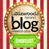 Irish food blog shortlist.