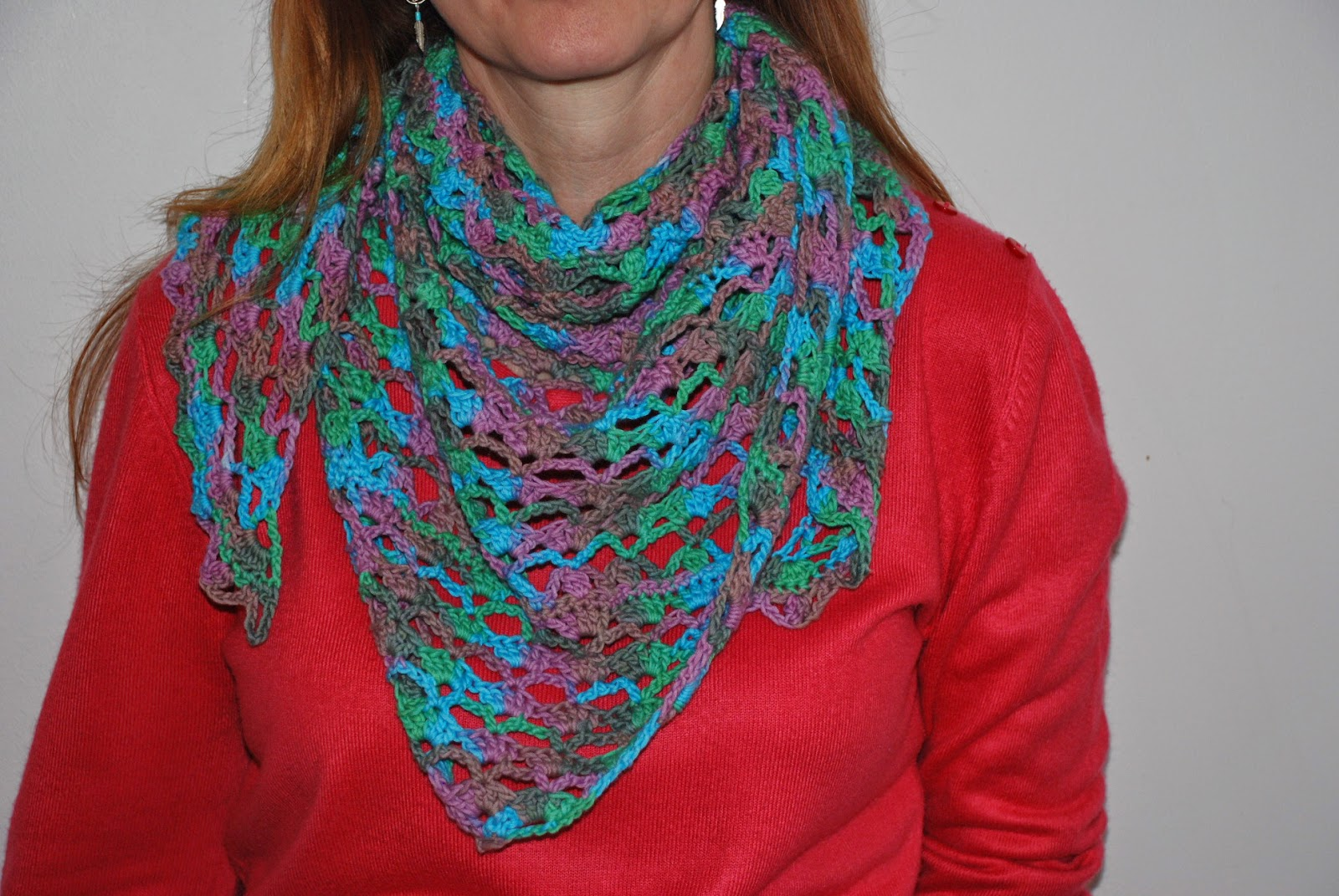 image of all at sea shawl