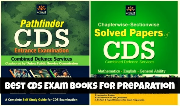 Best CDS Exam Books for Preparation
