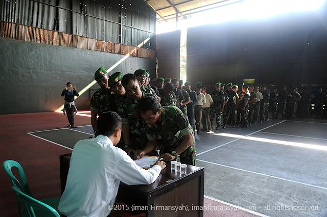 Sinergitas BNN dan TNI dalam Pencegahan dan Pemberantasan  Penyalahgunaan  dan Peredaran  Gelap Narkoba (P4GN)