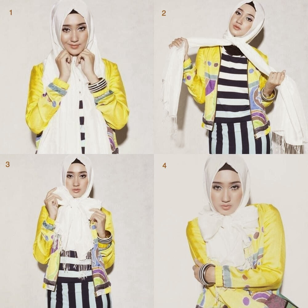 Hijab Fashion Style Cara Memakai Jilbab All Items
