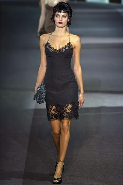 Louis Vuitton AW 2013- Little Sexy Dress