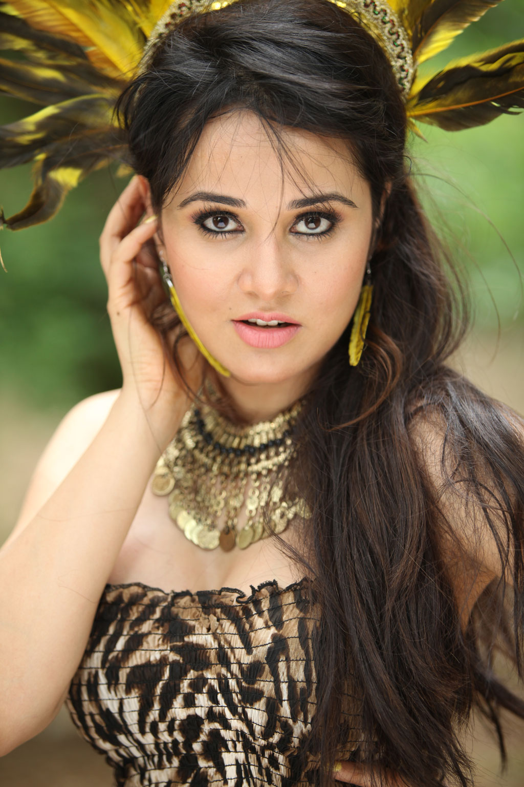 Beautiful Actress Stills