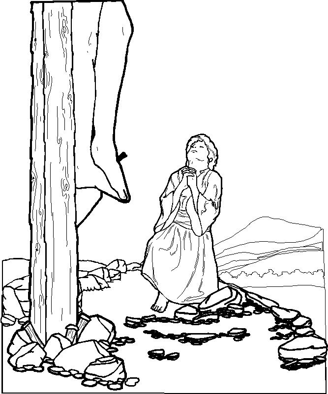 Dibujos De Amor Dibujos Cristianos Para Colorear