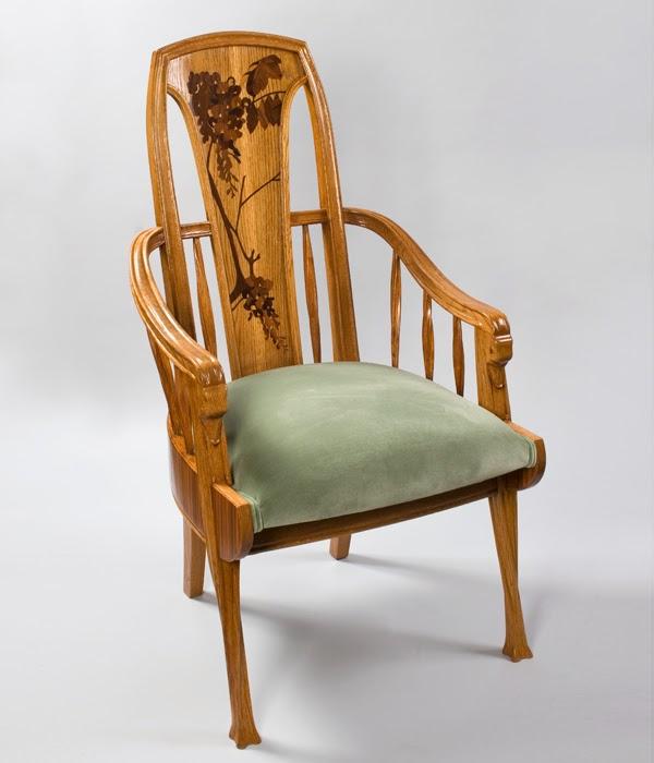 Luī Mažorels (Majorelle Luis, 1859 - 1926) franču dekorators un mēbeļu dizaineris