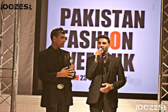 Pakistan Fashion Week Raj and Pablo OozesCouture.com