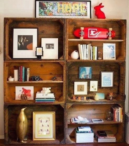 des petits petons et des petites quenottes que faire avec des caisse en bois. Black Bedroom Furniture Sets. Home Design Ideas