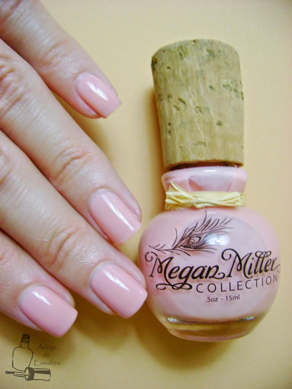 Adega de Esmaltes: Pink Lily - Megan Miller - Desafio Comprei pelo ...