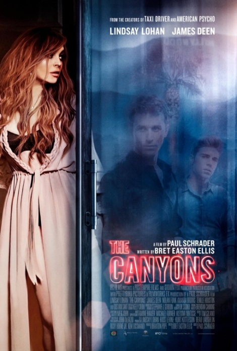The Canyons Version 2 Poster
