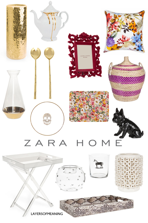 loving zara home available online layers of meaning. Black Bedroom Furniture Sets. Home Design Ideas
