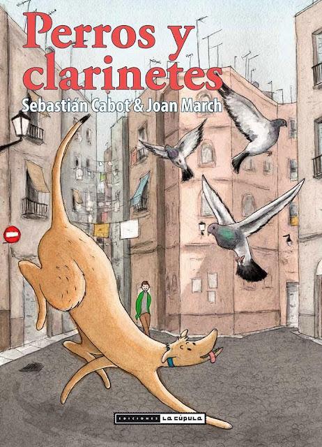 perros clarinetes