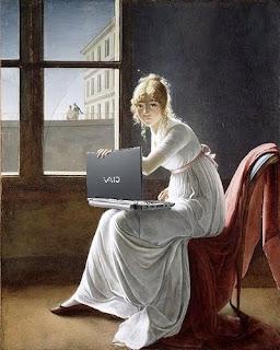 Austen laptop
