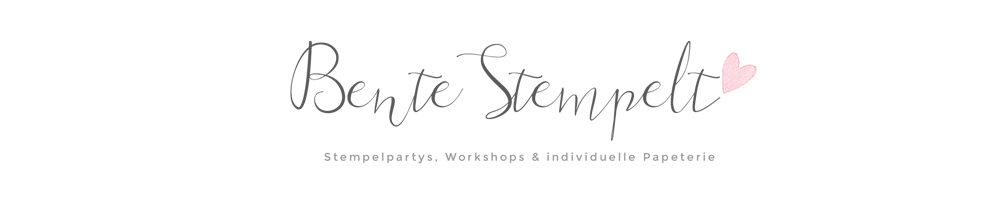 Stempelpartys, Workshops und individuelle Papeterie