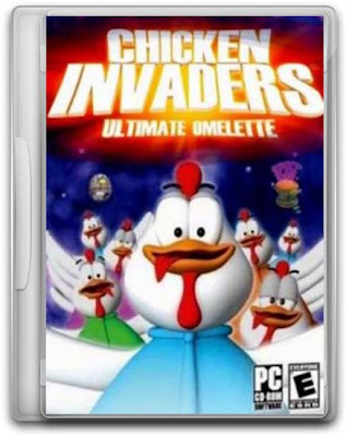 Chicken Invaders 4 - The Ultimate Omelette Game