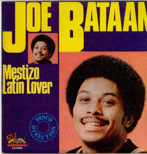 Joe Bataan - Mestizo / Latin Lover