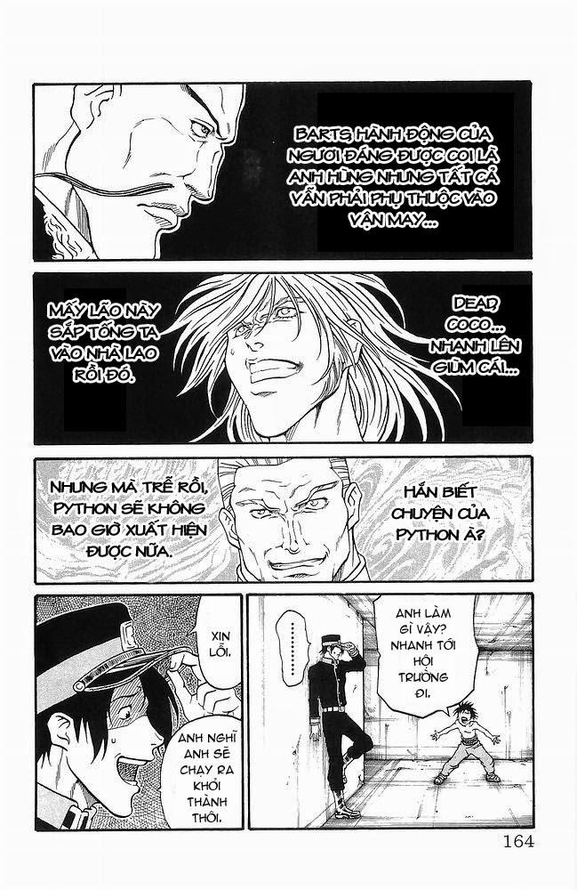 Vua Trên Biển – Coco Full Ahead chap 212 Trang 19 - Mangak.info