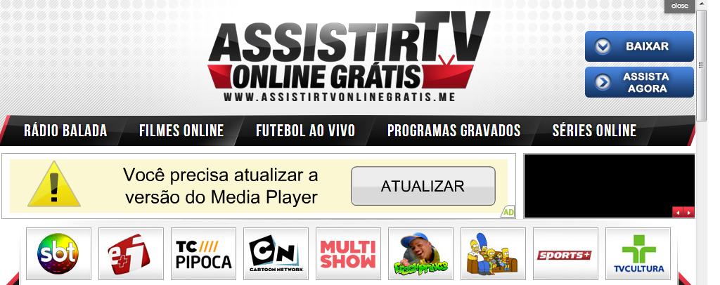 TV online Grates
