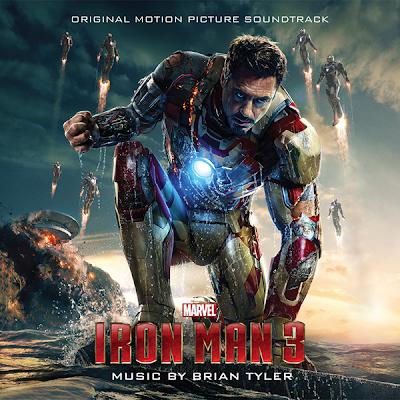 Iron Man 3 Score Brian Tyler