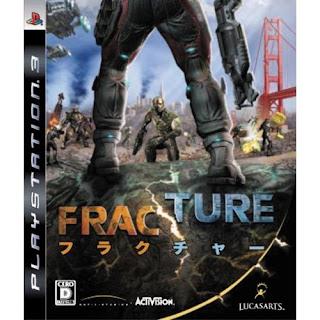 [PS3] Fracture [フラクチャー] ISO (JPN) Download