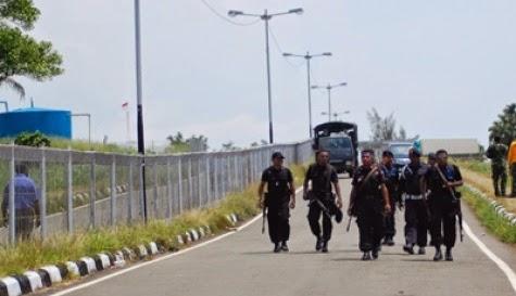 TNI beri alat detektor di perbatasan Indonesia-Papua Nugini