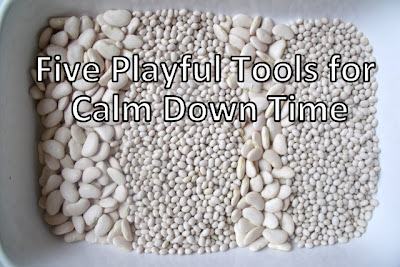 Playful Tools for Calm Down Time